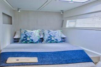 ložnice katamaran