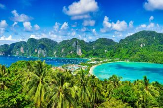 Thajsko, Ko Phi Phi
