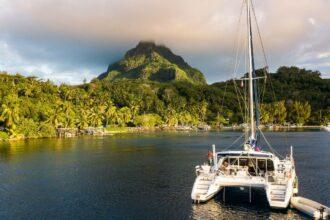 Francouzská Polynésie, Inspira Sailing