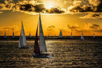 Inspira Sailing, regata