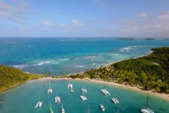 Karibik, Inspira Sailing