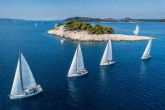Firemní plavba - Inspira sailing