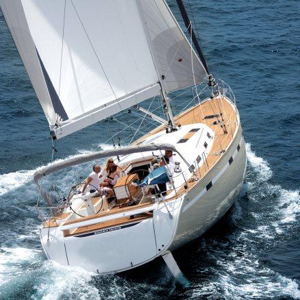 jednotrupá plachetnice